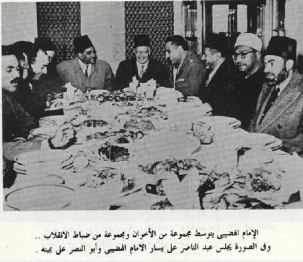عبد الناصر حليف الإخوان الأول في أول ظهور لهم على الحياه السياسيه ( 1 )