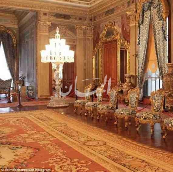 قصر اردوغان