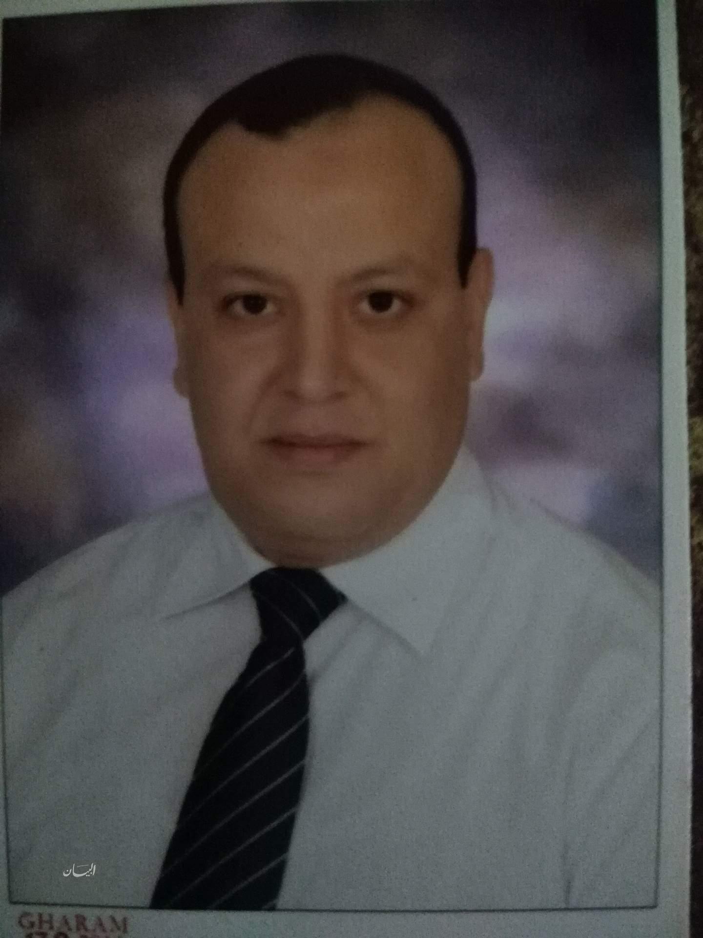 الدكتور حسن العشري