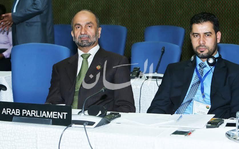 البرلمان العربي يشارك بأعمال الدورة 134 للاتحاد البرلمانى الدولى بلوساكا