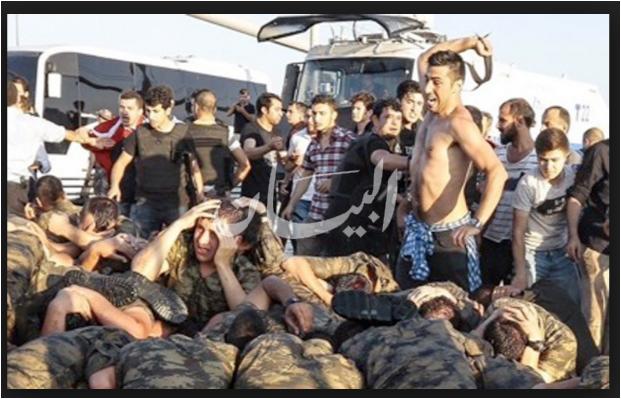 العنف فى تركيا 2
