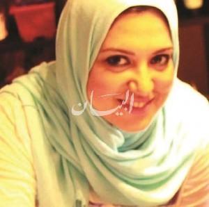 الفنانة سمر صلاح الدين