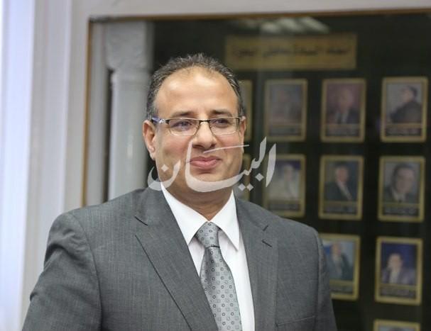 د ـ محمد سلطان ـ محافظ البحيرة