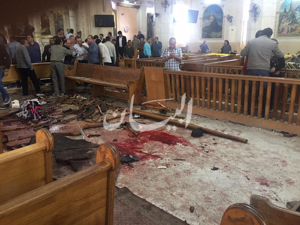 صور كنيسة طنطا 2