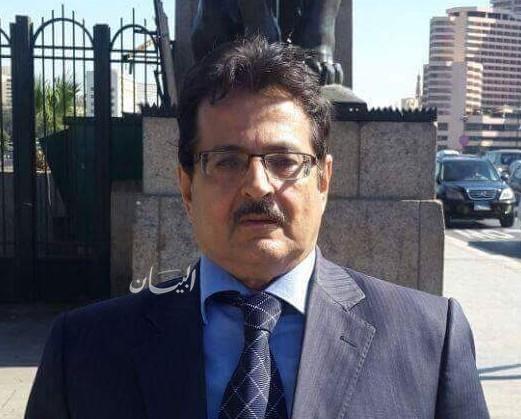 ايمان العبيدى المحامية الليبية ومحمد على الممثل المصرى والمصير الواحد