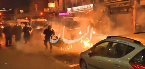 مظاهرات فرنسا 1