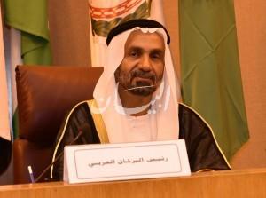 معالي أحمد بن محمد الجروان رئيس البرلمان العربي