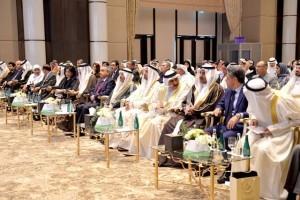 معالي احمد بن محمد الجروان رئيس البرلمان العربي  بمؤتمر البحرين الدولي لحماية البيئة