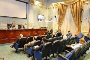 وزير القوي العاملة أمام لجنة العلاقات الخارجية بـ النواب