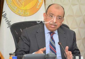 """""""شعراوي """"يشدد على تنفيذ قرارات مجلس الوزراء واستمرار غلق الشواطئ والحدائق العامة والمتنزهات"""