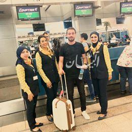 """مصر للطيران : اقلاع أول رحلة إلي """"دوالا"""" بالكاميرون اليوم"""