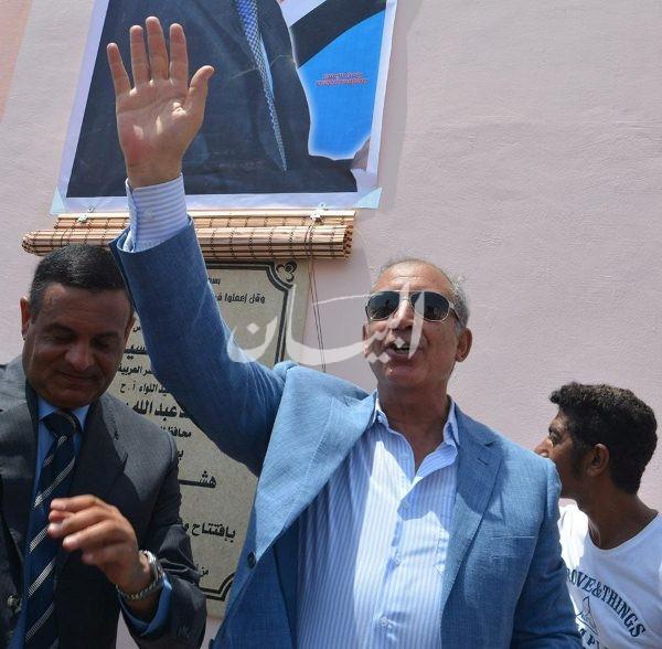 محافظ البحر الأحمر يحيى أهالى القصير عقب إفتتاح السوق الجديد بتحيا مصر