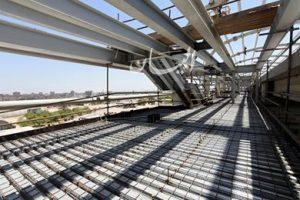 وزارة النقل تكثف تنفيذ أعمال المرحلة الرابعة للخط الثالث للمترو .. بالصور.