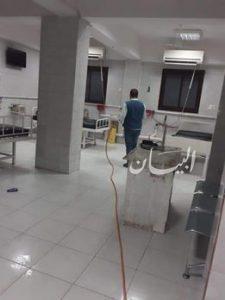 حملات للرش والتطهير والنظافة بمراكز وقري محافظة المنيا لمجابهة كورونا