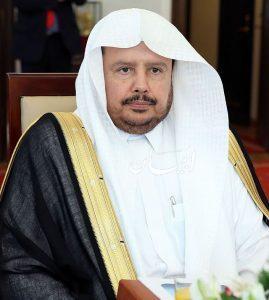 رئيس مجلس الشورى يرأس وفد المملكة في المؤتمر العالمي الخامس لرؤساء برلمانات العالم
