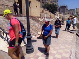 البلينا بسوهاج تستقبل 37 سائحاً أجنبياً لزيارة المعالم الأثرية بالمحافظة