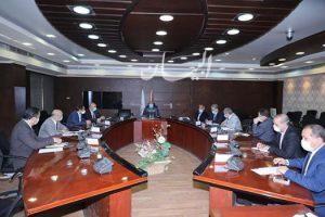 وزير النقل يتابع تنفيذ مخطط تطوير النقل الجماعي داخل القاهرة الكبرى