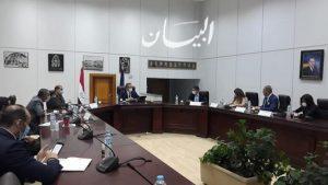 وزير السياحة والآثار يناقش الاستعدادات النهائية لموكب المومياوات الملكية .