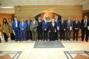 وزير الاتصالات :يجتمع بأعضاء لجنة حماية حقوق المستخدمين في أول اجتماع لها بالتشكيل الجديد