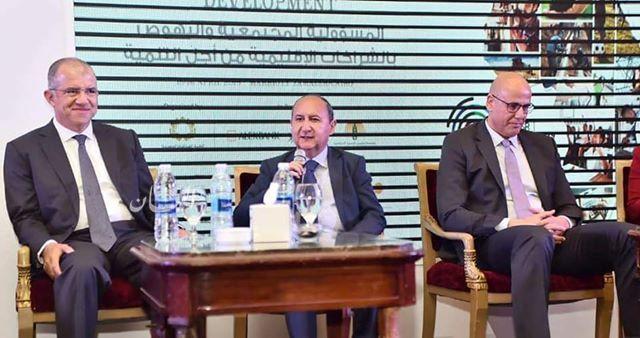 وزير التجارة والصناعة يفتتح فعاليات المؤتمر السنوى الخامس للمسئولية المجتمعية .. بالصور