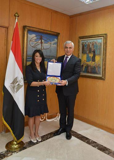 نائب أول وزير خارجية تاجيكستان : مصر تستعيد مكانتها الرائدة في السياحة عالميا .