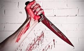 """"""" الدم بقا ميه """" إستورجى يطعن شقيقته بسلاح أبيض لمطالبتها بميراثها بالخصوص"""