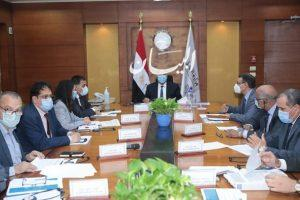 الوزير يتفق مع مسئولي البنك الدولى بتوقيع عقد تمويل مشروع تحديث وتطوير نظم الإشارات
