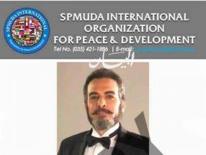 منظمة «سبمودا» تختار الفنان أحمد عبد العزيز سفيرا للسلام