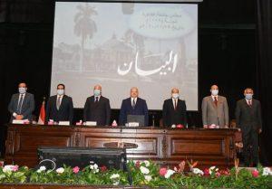 مجلس جامعة القاهرة يعلن أسماء 32 فائزًا من علماء الجامعة وباحثيها بجوائز عام 2019 ويفتح الباب لجوائز 2020