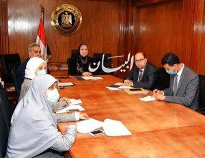 جامع : القيادة السياسية المصرية حريصة على دعم العمل العربى المشترك على الصعيدين الإقتصادى والإجتماعي