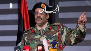 المسماري: إذا نجحوا ستصبح ليبيا بمثابة قبرص ثانية!