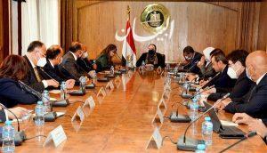 وزيرة التجارة تعقد اجتماع مع رؤساء المجالس التصديرية لإستعراض الملامح الرئيسية للبرنامج الجديد لمساندة الصادرات