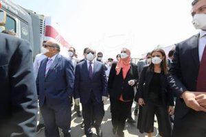 """"""" شعراوي """" يشيد بجهود صندوق """"تحيا مصر"""" لتحسين مستوى معيشة المواطنين ومواجهة فيروس كورونا المستجد"""