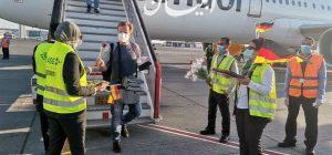 مصر للطيران تستأنف رحلاتها المباشرة بين القاهرة ودوسلدورف يوليو القادم