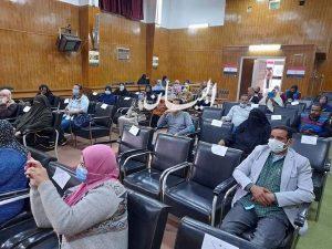 مبادرة حياة كريمة وتطوير الريف المصرى بالوادي الجديد