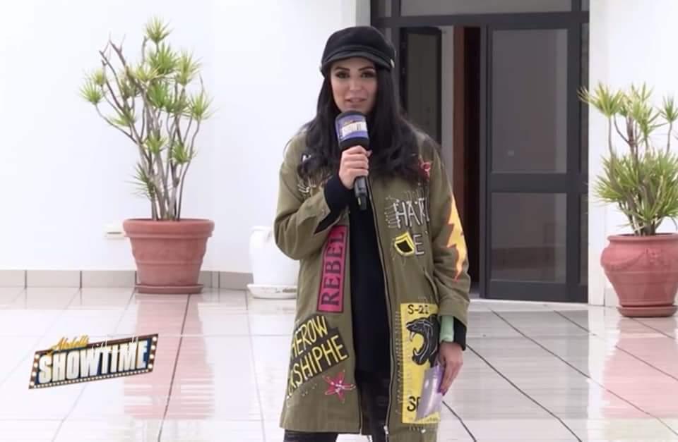 """انور البعثي"""" يؤيد الاعلامية التونسية """"حنان العش"""" في مبادرة """"حلم طفل"""""""