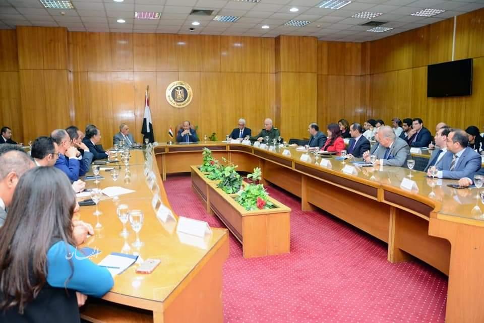 نصار : القطاع الخاص المصري بيدأ مشروعات تعاون مشترك مع الدول الافريقية