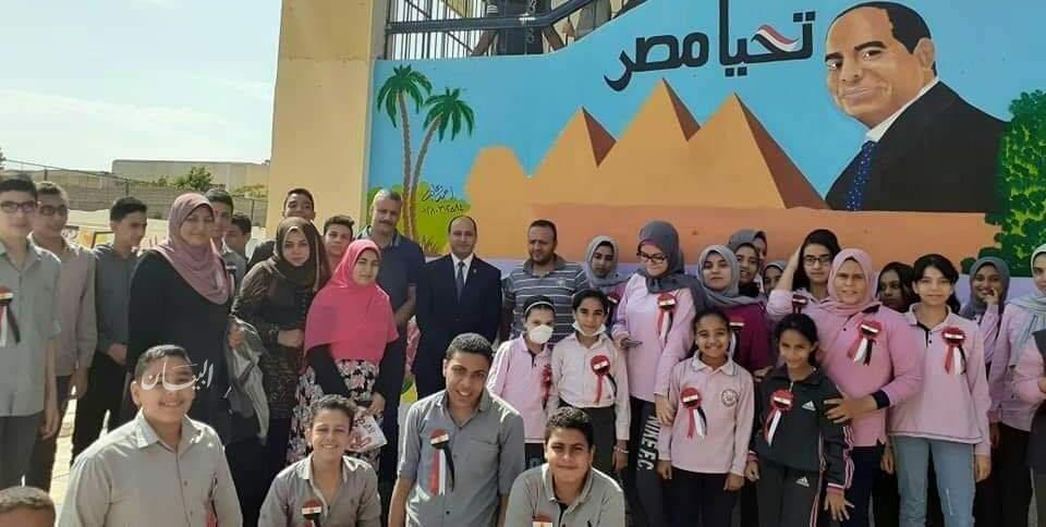 """اللواء """"هشام آمنه"""" يدعم نشاط ثقافة البحيرة والحركة الثقافية والتنويرية"""