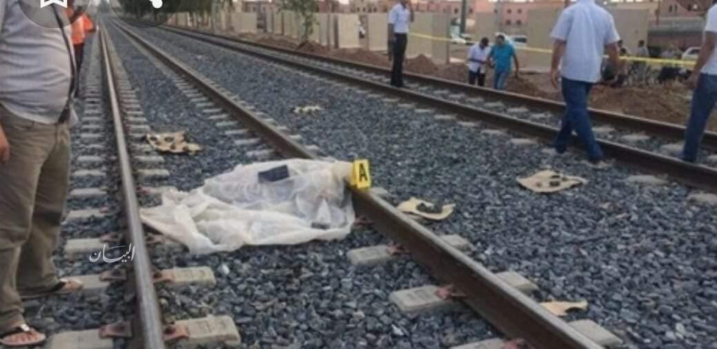 مصرع مواطن تحت عجلات القطار هاربا من دفع غرامة التدخين بمحطة طنطا