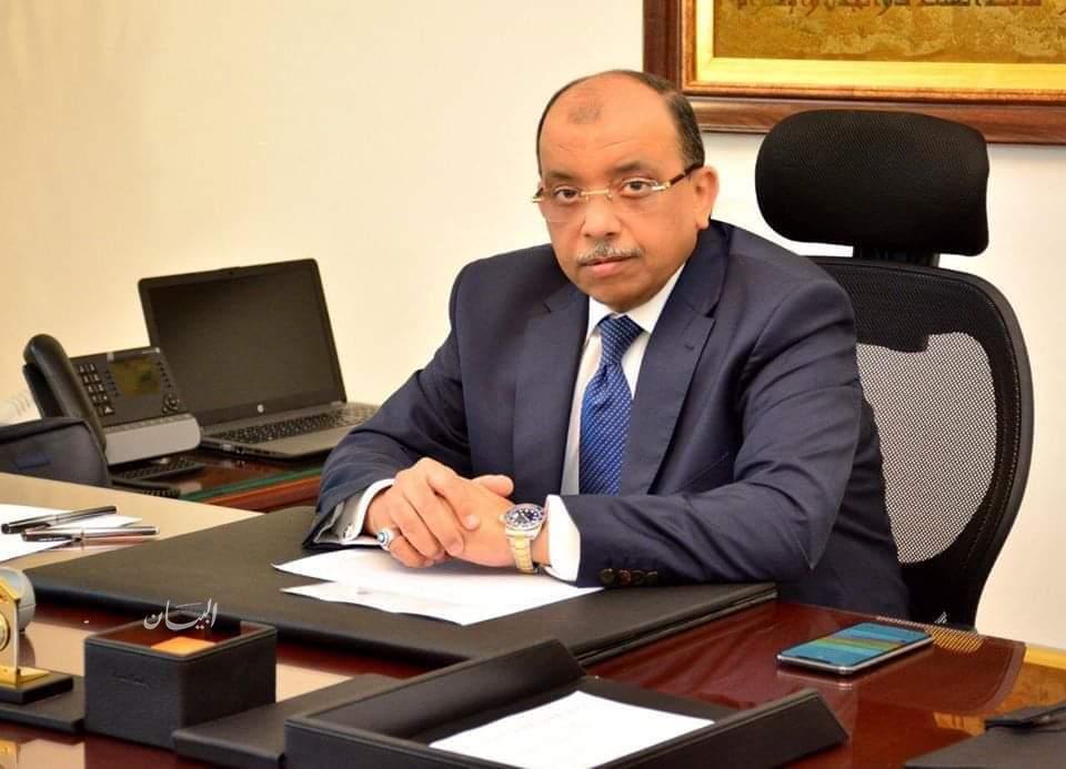 شعراوى الوزارة تسعي لتنويع مصادر التدريب والتأهيل بين مصر والدولة الشقيقة.