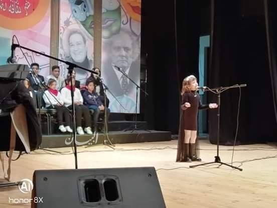 أُمسية غنائية استعراضية، لفرقتى كورال الأطفال وطلائع البحيرة على قصر ثقافة دمنهور