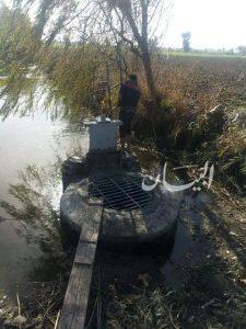 ري البحيرة تكثف أعمالها لتجهيز الترع والمفيضات لاستقبال الأمطار
