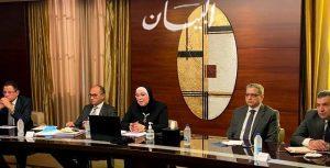 وزيرة التجارة تعقد سلسلة لقاءات مع عدد من المؤسسات المالية والاستثمارية والصناعية الإماراتية