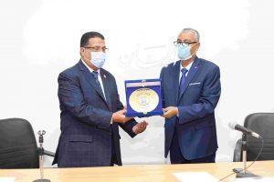 جامعة جنوب الوادي توقع بروتوكول تعاون مع دار المعارف المصرية