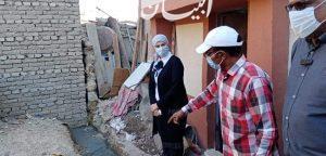 رئيس مدينة سفاجا: تتفقد منطقة سفاجا البلد لمعاينة المنازل المهجور والتي تحتاج لإعادة تأهيل
