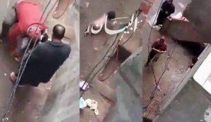 جريمه هزت الشارع الدقهلاوى