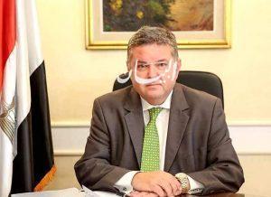 وزير قطاع الأعمال العام،مصنع طلخا