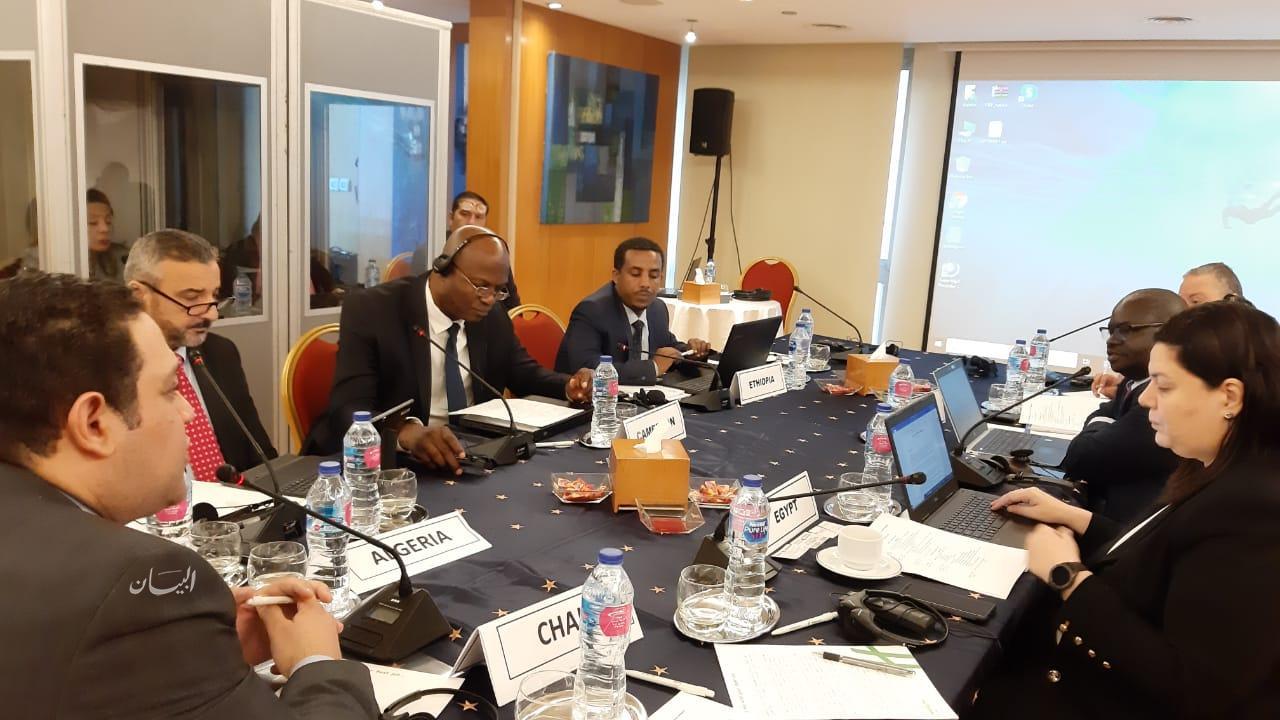 مصر تستضيف فعاليات الاجتماع الأول لمجموعة العمل الخاصة بالذكاء الاصطناعي التابعة للاتحاد الأفريقي