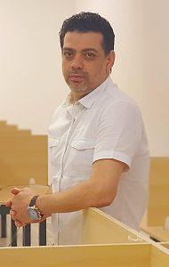 يوسف عبدالحميد رئيس مجلس إدارة شركه دريم ٢٠٠٠ ستورز