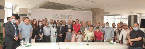 البنك الأهلي المصري يسلم الجوائز لعملائه الفائزين في المرحلة الأولى..